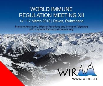 12th WORLD IMMUNE REGULATION MEETING