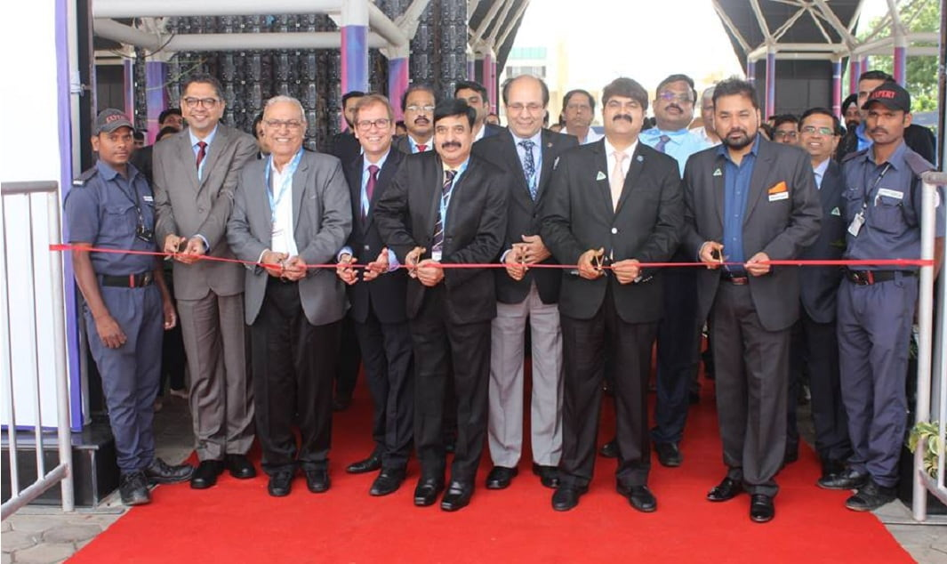 Analytica Anacon and India Lab Expo 2018 Opening Ceremony
