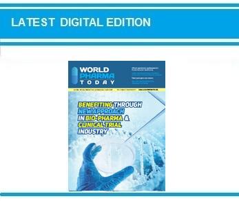World Pharma Today Magzine November 2017