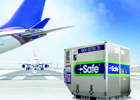 United Becomes First US Carrier to Approve CSafe RAP Temperature-Controlled Container