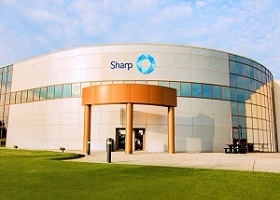Sharp clinical services facility in Bethlehem