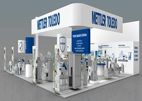 Mettler Toledo at interpack 2017