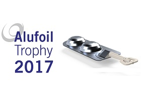 Amcor Flexibles and Rohrer Win a 2017 Alufoil Trophy