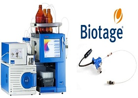 New Mass Detector for Flash Chromatography from Biotage