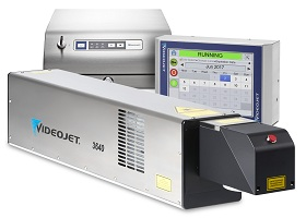 Videojet launches new, faster 3640 CO2 laser marking system