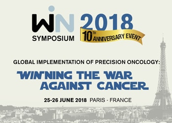 WIN Symposium 2018 / Global Implementation of Precision Oncology: WINning the war against cancer
