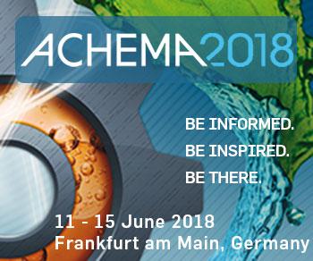 ACHEMA event