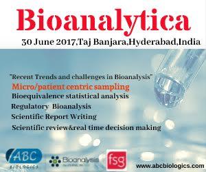 Bioanalytica event