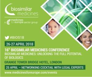 Biosimilar Medicines Conference