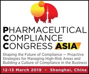 CBI's Pharmaceutical Compliance Congress (PCC) Asia
