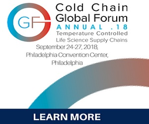 Cold Chain Global Forum 2018