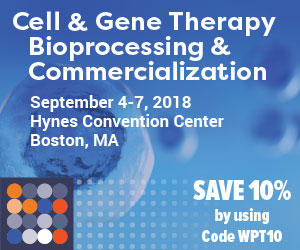 Cell & Gene Therapy Bioprocessing & Commercialization