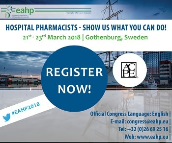 EAHP Event 2018