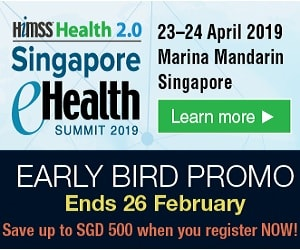 Himss Singapore ehealth Summit 2019  Event