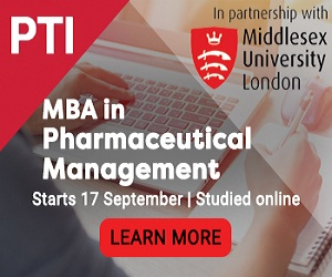 MBA Pharmaceutical Management