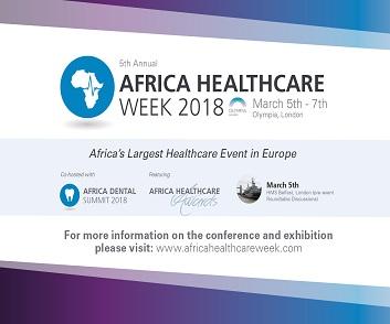 Africa Healthcare Week 2018