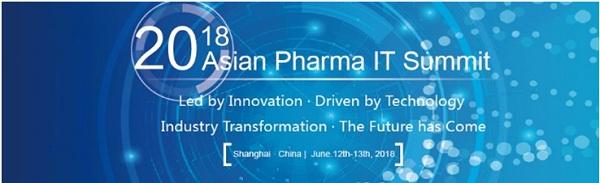 Asian Pharma IT Summit 2018 - World Pharma Today