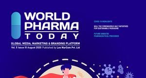 World Pharma Today August 2020 Issue Cover