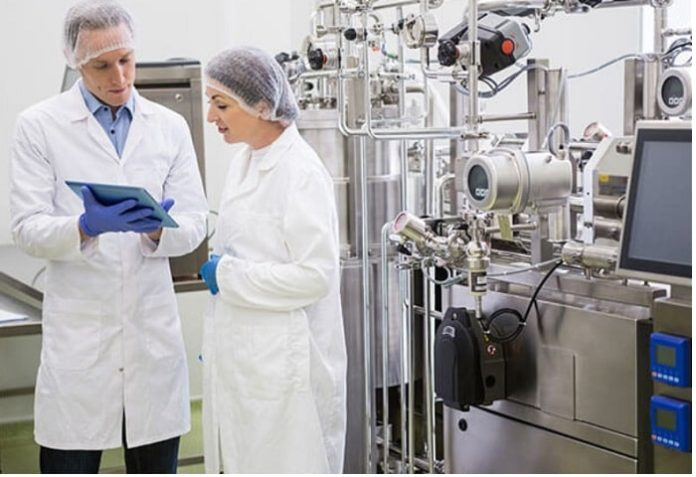 Meeting Future Global Healthcare Needs with Manufacturing 4.0