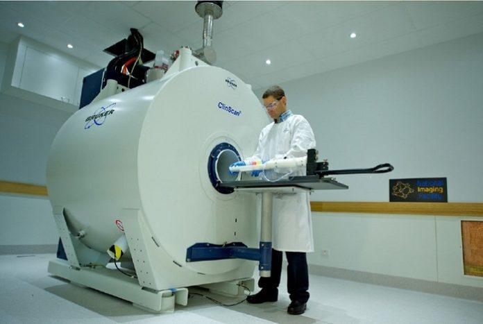 Bruker PET Scan