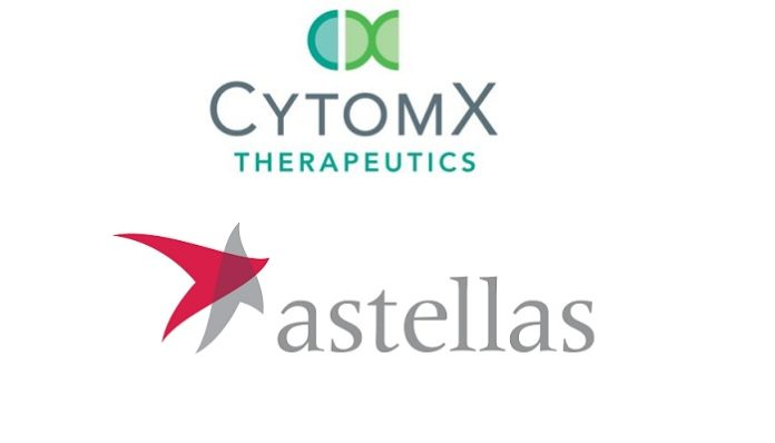 CytomX Therapeutics and Astellas Announce Strategic Collaboration to Develop Probody T-Cell Engaging Bispecific Therapies
