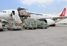 Turkish Cargo uses passenger aircrafts of Turkish Airlines for Medical cargo