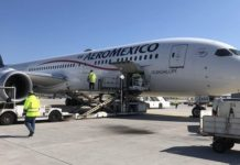 First-ever Dachser Mexico international charter airlifts over 3 million surgical masks to Germany