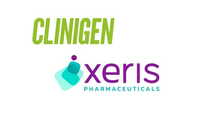 Clinigen Signs Exclusive Agreement with Xeris to Supply, Distribute Gvoke Outside US