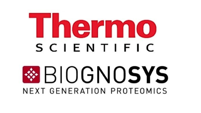 Thermo Fisher Scientific Extends Collaboration with Biognosys to Enhance Protein Quantitation Mass Spectrometry Workflows