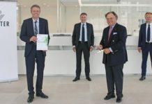 Vetter wins Axia Best Managed Company Award
