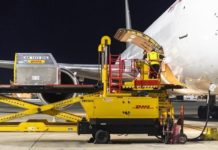 DHL Global Forwarding combats Covid-19 with charter Flights and Trains