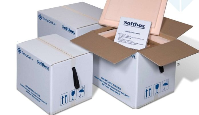 Softbox introduces eco-packaging solution for the pharma cold chain industry