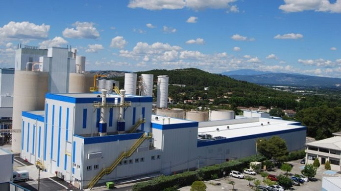 Omya completes expansion of Orgon production plant