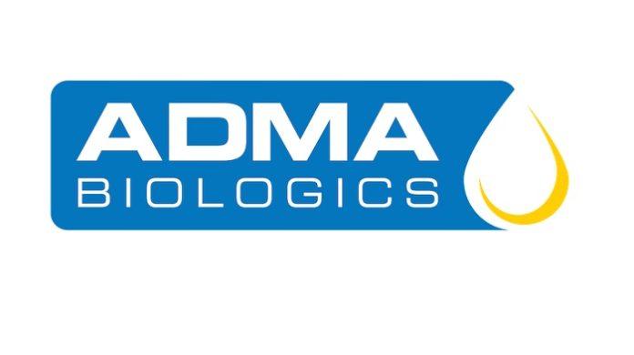 ADMA Biologics Opens Its Newest ADMA BioCenters Plasma Collection Facility
