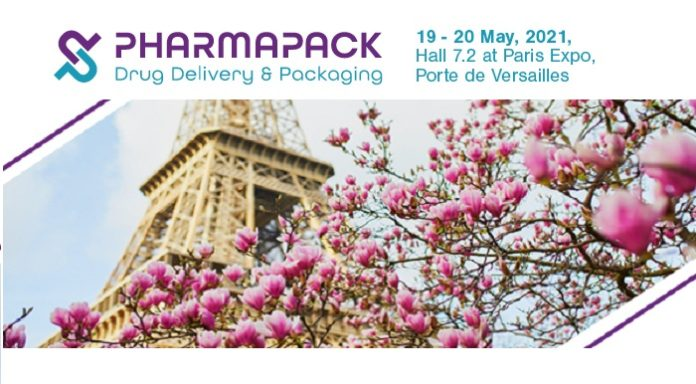 Pharmapack Moves to May 2021