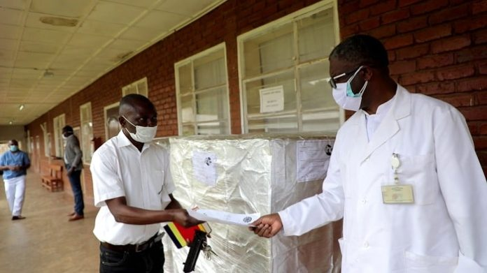 Softbox donates thermal covers for safe delivery of vital medicines to the Democratic Republic of the Congo