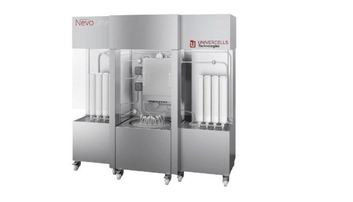 Univercells Technologies introduces the NevoLine Upstream Platform