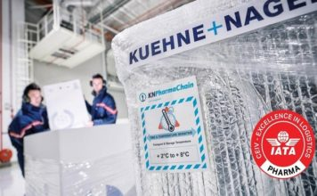 Kuehne+Nagel Air Logistics invests in global vaccine distribution network