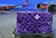Virgin Atlantic Cargo launches new pharma service as it prepares for vaccine