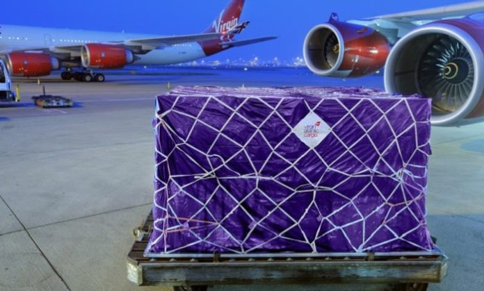 Virgin Atlantic Cargo launches new pharma service as it prepares for vaccine