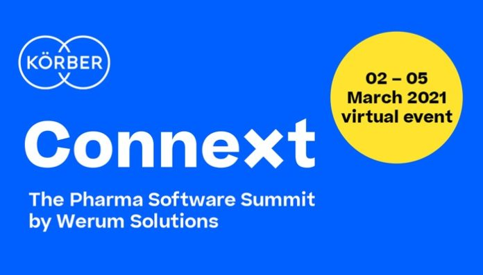 Connext: first virtual pharma software summit for Werum PAS-X users and the pharma & biotech industry