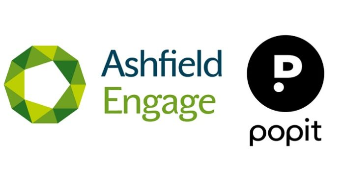 Ashfield Engage and Popit partner to improve patient adherence through supplemental real-time personalized support