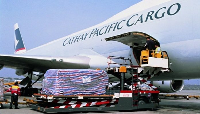 Cathay Cargo transports multiple types of Covid vaccines