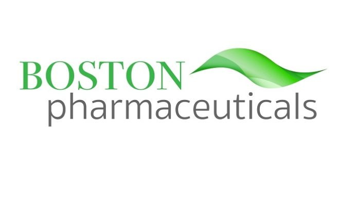 Boston Pharmaceuticals Enters into Unique Multi-Year Out-License and Option Agreement with GSK