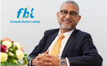 Prashant Nagre elevated to the position of Managing Director of Fermenta Biotech Limited