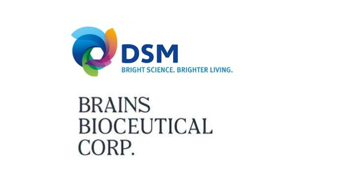 DSM and Brains Bioceutical form exclusive global partnership to unlock the therapeutic potential of cannabinoids in early-stage drug development