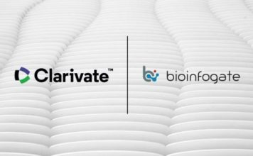 ClarivateAcquiresBioinfogate, Reinforcing Position as Premier Provider ofEnd-to-End Research Intelligence Solutions for Life Sciences