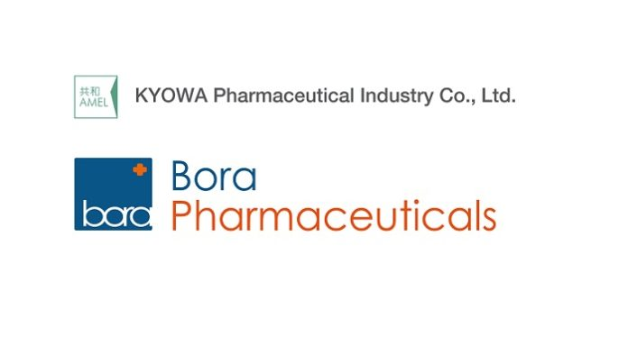 KYOWA Pharmaceutical Industry Co. Ltd. Partners with Bora Pharmaceuticals to manufacture generic product for filing in Japan
