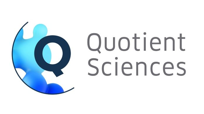 Quotient Sciences Invests in Drug Substance Manufacturing Facility