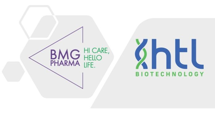 BMG Pharma and HTL sign a development agreement to manufacture BMG's new biopolymer based on the Hyaluromimethic Technology